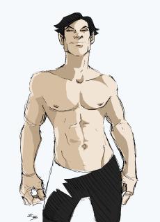 JP_shirtless